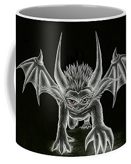 Grevil Statue Coffee Mug