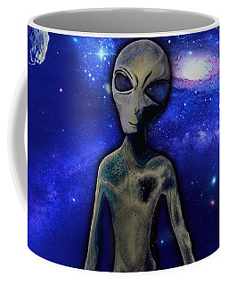 Grey By M.a Coffee Mug