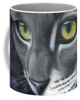 Grey Lady Coffee Mug