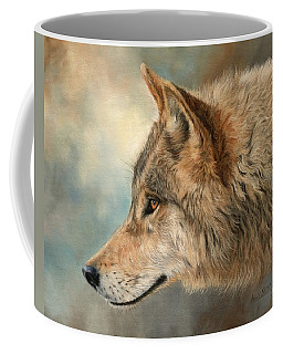 Grey Wolf 3 Coffee Mug