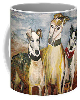 Greyhounds Coffee Mug