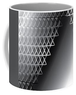 Grid 60 Float Coffee Mug