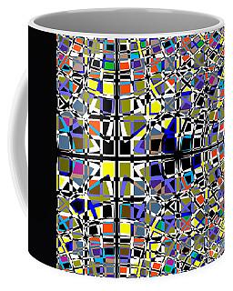 Grid Coffee Mug