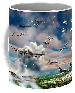 Griffiss Air Force Base Coffee Mug by Dave Luebbert