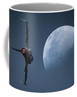 Gripen Moon Coffee Mug