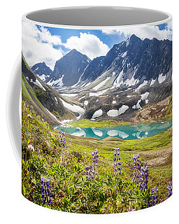 Grizzly Bear Lake Coffee Mug