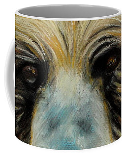 Grizzly Eyes Coffee Mug
