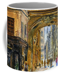 Gros Horlaoge Rouen France Coffee Mug