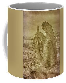 Grotesque From Notre Dame Coffee Mug