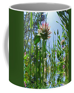 Ground Level Flora Coffee Mug