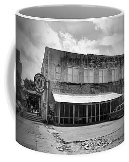 Ground Zero Black And White Coffee Mug