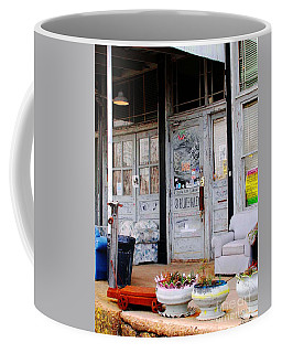 Ground Zero Clarksdale Mississippi Coffee Mug