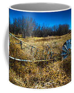 Grounded-hdr Coffee Mug