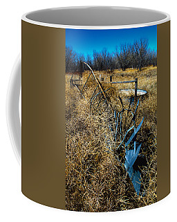 Grounded3-hdr Coffee Mug