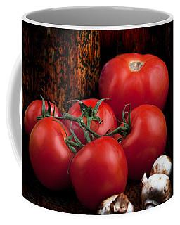 Group Of Vegetables Coffee Mug