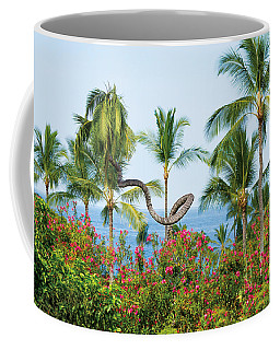 Grow Your Own Way Coffee Mug by Denise Bird
