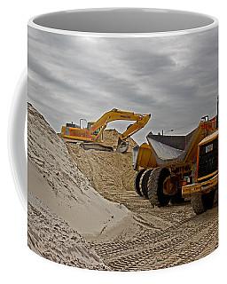 Grownup's Sandbox Coffee Mug