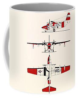 Grumman Hu-16e Albatross Coffee Mug