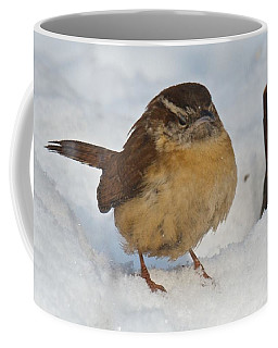 Grumpy Wren Coffee Mug