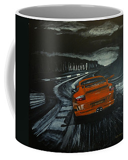 Gt3 @ Le Mans #2 Coffee Mug