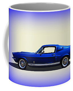 Coffee Mug featuring the photograph Gt350 Mustang by Keith Hawley