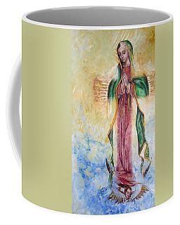 Guadalupana Coffee Mug