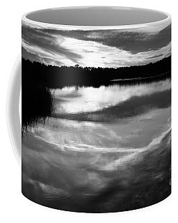 Coffee Mug featuring the photograph Guana Beach Reflections by John F Tsumas