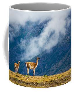 Guanaco Coffee Mugs