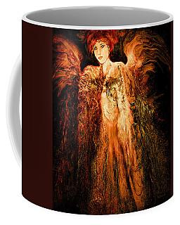 Guardian Angel Coffee Mug by Natalie Holland