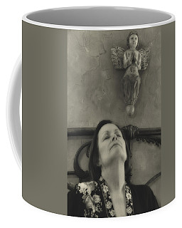 Guardian Angel Coffee Mug by Ron White
