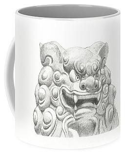 Guardian Lion Coffee Mug