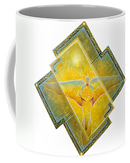 Guardian Of Light Coffee Mug