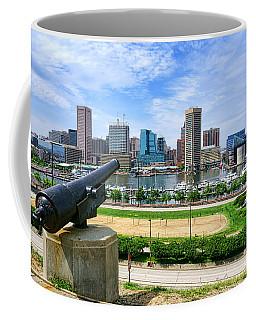 Guarding Baltimore Coffee Mug