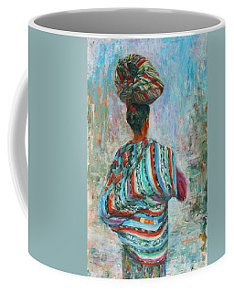 Guatemala Impression I Coffee Mug by Xueling Zou