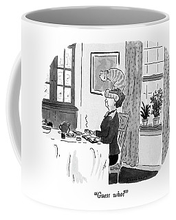 Guess Who? Coffee Mug