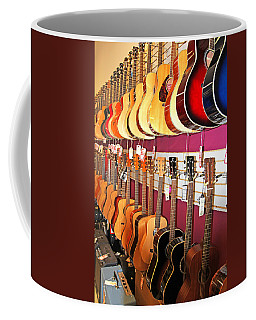Guitars For Sale Coffee Mug