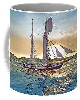 Gulf Of Mexico Area In The World Playground Scenery Project  Coffee Mug