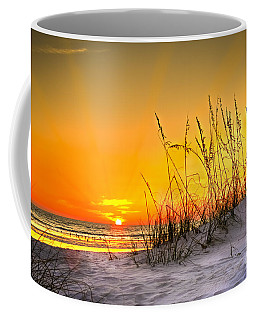 Gulf Sunset Coffee Mug by Marvin Spates