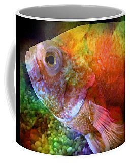 Coffee Mug featuring the photograph Gulpy by Patricia Strand
