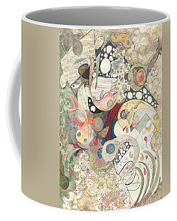 Guppies Galore Coffee Mug by Melinda Dare Benfield