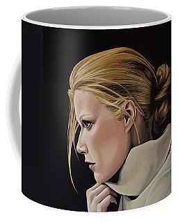 Gwyneth Paltrow Painting Coffee Mug