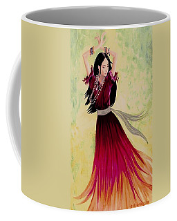 Gypsy Dancer Coffee Mug