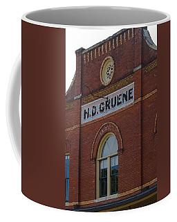 H D Gruene Coffee Mug