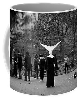 Habit In Central Park Coffee Mug