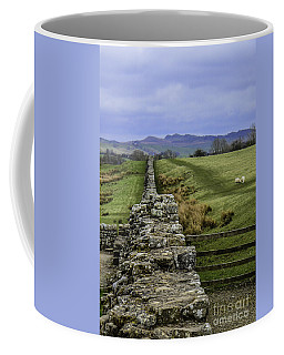 Hadrian's Wall Coffee Mug