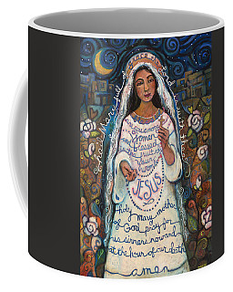 Mary Coffee Mugs