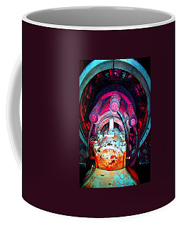 Coffee Mug featuring the photograph Hair Dryer Aka Generator by Cleaster Cotton