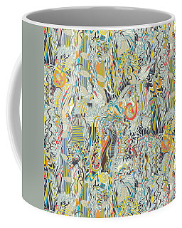 Hairspray Jungle Coffee Mug