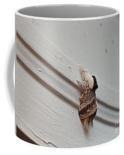 Hairy Russian Moth Coffee Mug