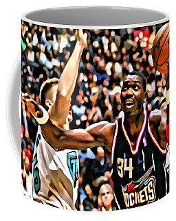 Hakeem Olajuwon Coffee Mug